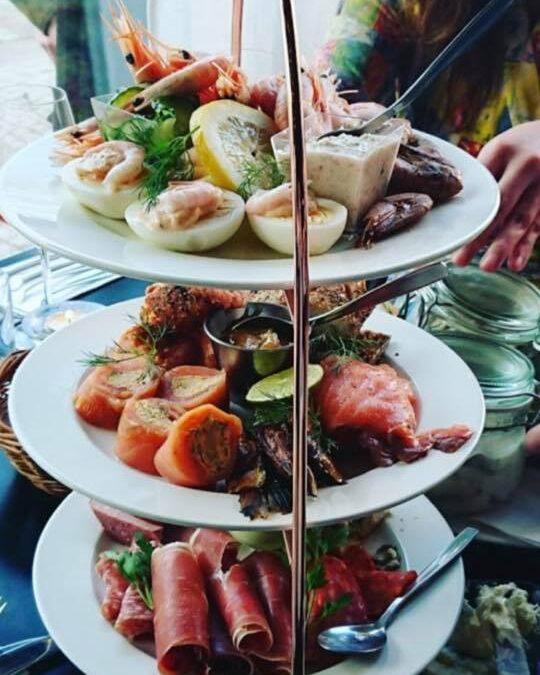 Julerbjudande på Restaurang Skärgårn i Linanäs